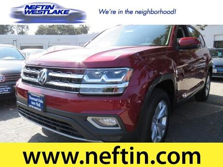 2018 Volkswagen Atlas 3.6L V6 SEL 4MOTION Thousand Oaks CA