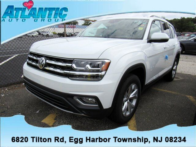 2018 Volkswagen Atlas 3.6L V6 SEL Egg Harbor Township NJ