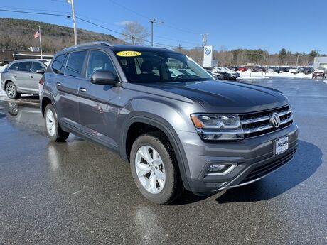 2018 Volkswagen Atlas 3.6L V6 SEL Keene NH