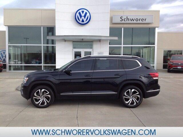 2018 Volkswagen Atlas 3.6L V6 SEL PREMI Lincoln NE