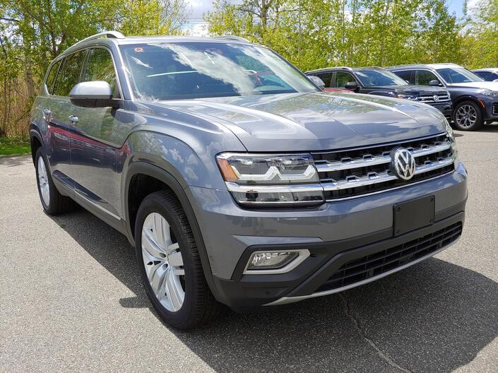 2018 Volkswagen Atlas 3.6L V6 SEL Premium 4MOTION Pittsfield MA