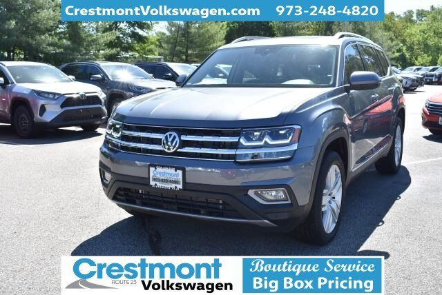2018 Volkswagen Atlas 3.6L V6 SEL Premium 4MOTION Pompton Plains NJ