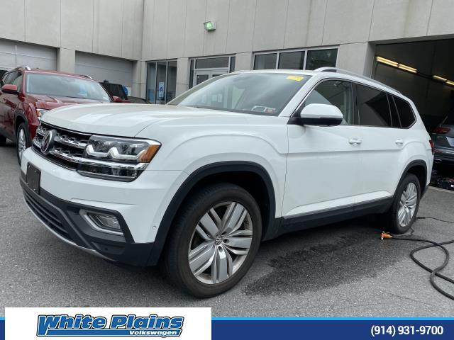 2018 Volkswagen Atlas 3.6L V6 SEL Premium 4MOTION White Plains NY