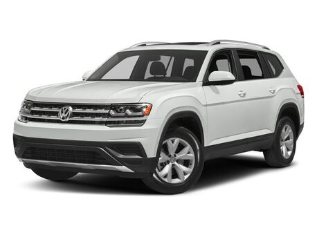 2018_Volkswagen_Atlas_3.6L V6 SEL Premium_ Longview TX
