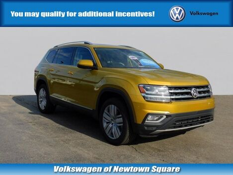 2018_Volkswagen_Atlas_3.6L V6 SEL Premium_ Newtown Square PA