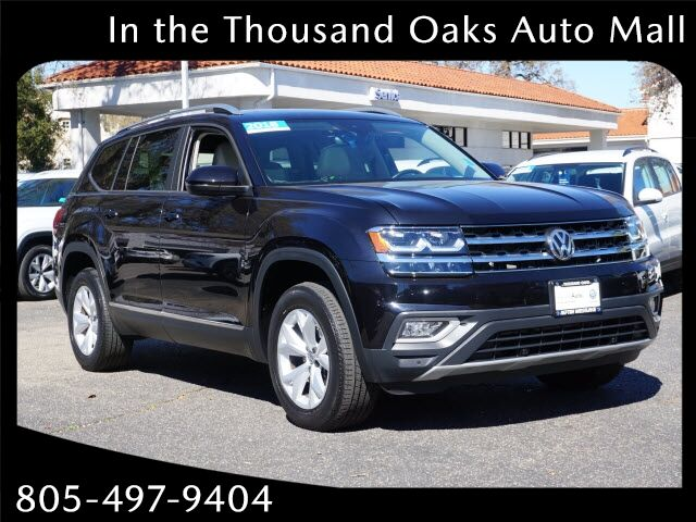 2018 Volkswagen Atlas 3.6L V6 SEL Thousand Oaks CA