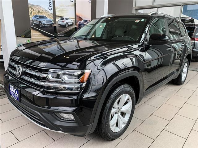 2018 Volkswagen Atlas 4MOTION SE w/ Technology Brookfield WI