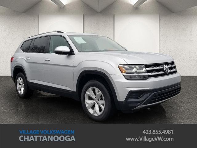 2018 Volkswagen Atlas Launch Edition 4Motion Chattanooga TN