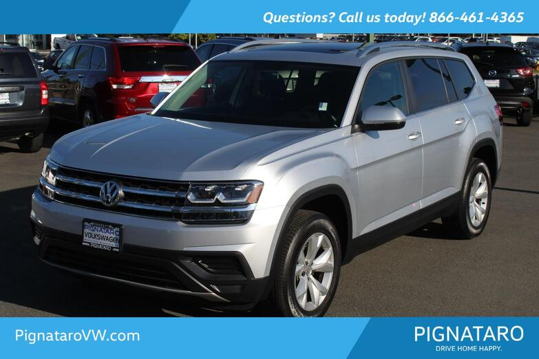 2018 Volkswagen Atlas Launch Edition Everett WA