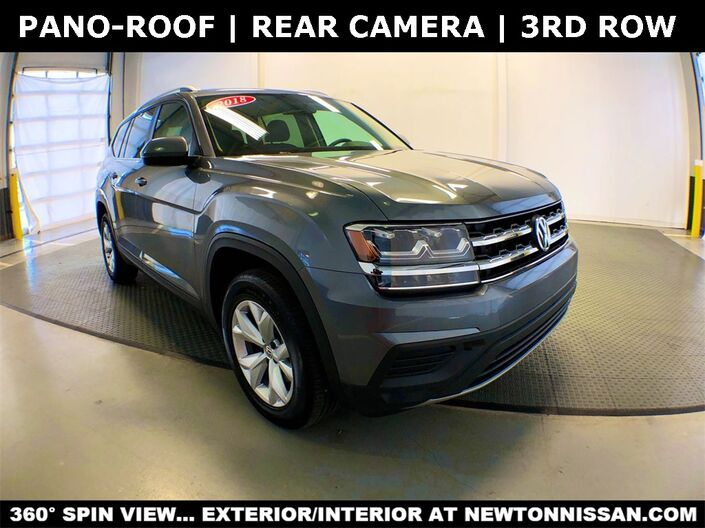 2018 Volkswagen Atlas Launch Edition Nashville TN
