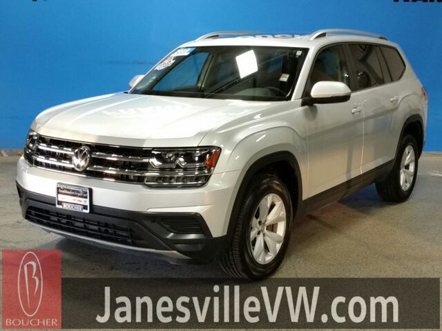2018 Volkswagen Atlas Launch Edition Janesville WI
