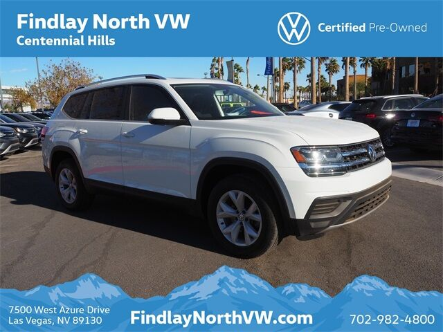2018 Volkswagen Atlas Launch Edition Las Vegas NV