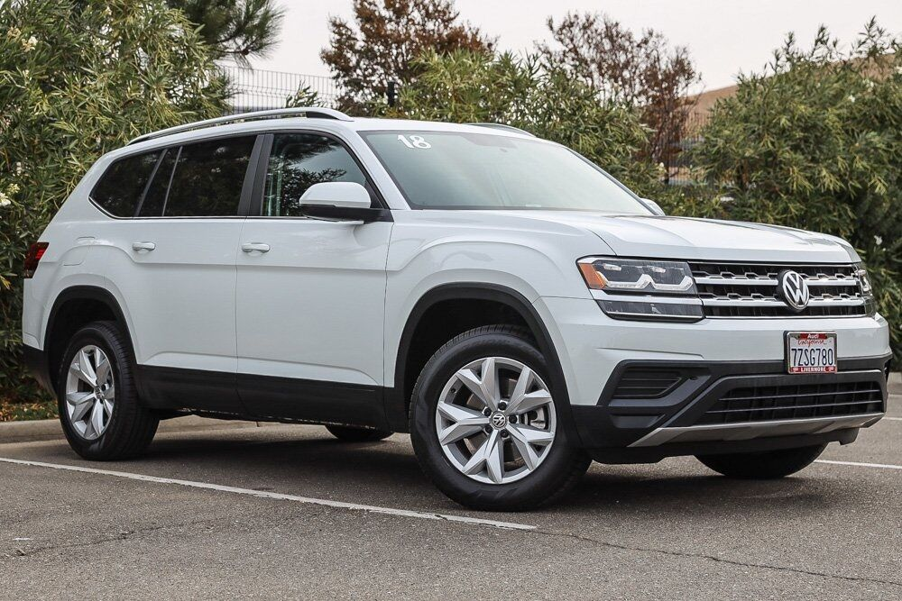 2018 Volkswagen Atlas Launch Edition Livermore CA