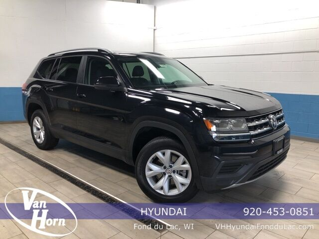 2018 Volkswagen Atlas Launch Edition Milwaukee WI