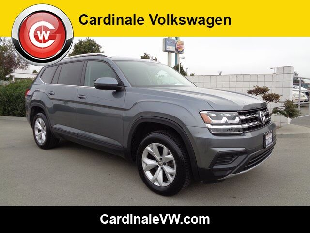 2018 Volkswagen Atlas Launch Edition Salinas CA
