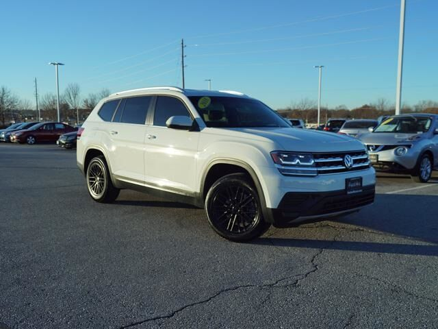 2018 Volkswagen Atlas S Lee's Summit MO