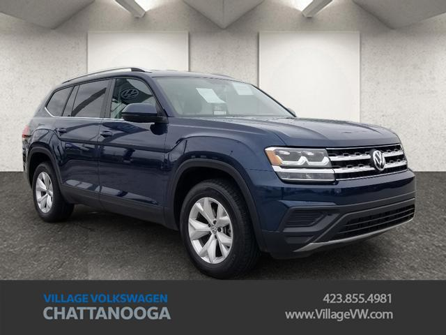 2018 Volkswagen Atlas S Chattanooga TN