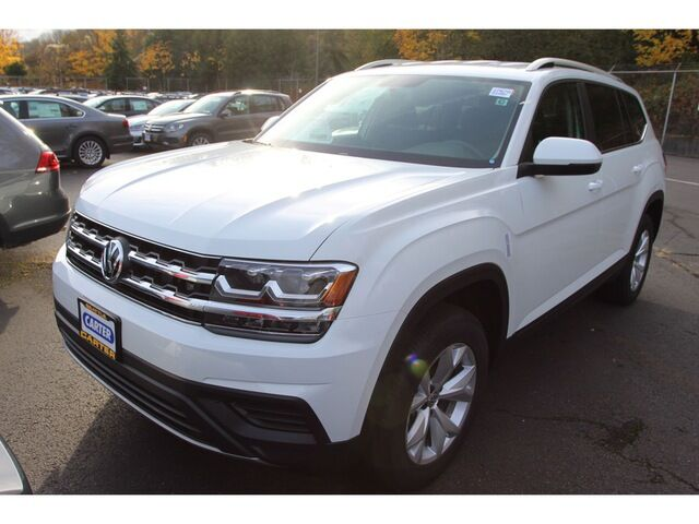 2018 Volkswagen Atlas S Seattle WA