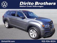 2018_Volkswagen_Atlas_S_ Walnut Creek CA