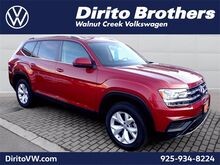 2018_Volkswagen_Atlas_S_ Walnut Creek CA