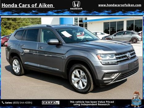 2018_Volkswagen_Atlas_S_ Aiken SC