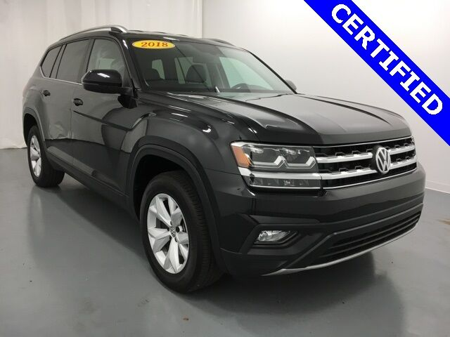 2018 Volkswagen Atlas SE 4Motion Holland MI
