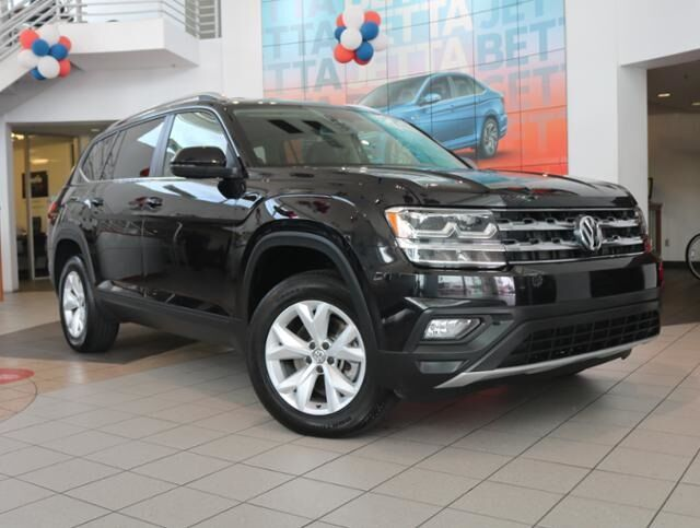 2018 Volkswagen Atlas SE Downtown LA CA