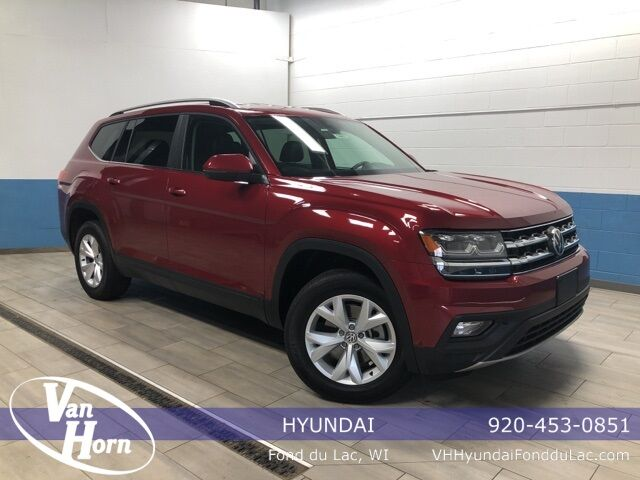 2018 Volkswagen Atlas SE Milwaukee WI
