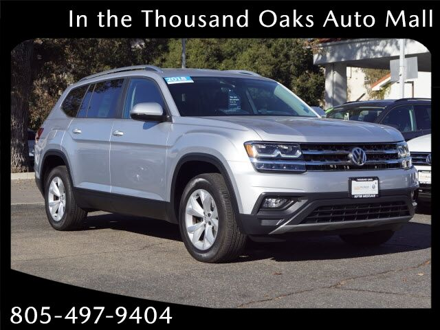 2018 Volkswagen Atlas SE W/ TECH 3.6 FWD Thousand Oaks CA