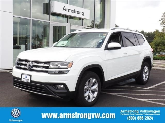 2018 Volkswagen Atlas SE w/Technology and 4Motion Gladstone OR