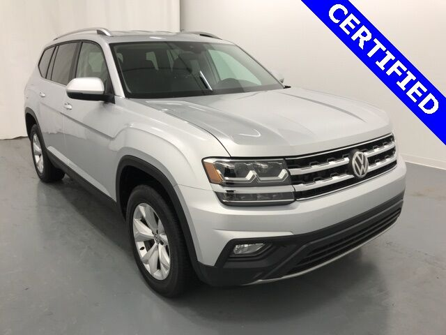 2018 Volkswagen Atlas SE w/Technology and 4Motion Holland MI