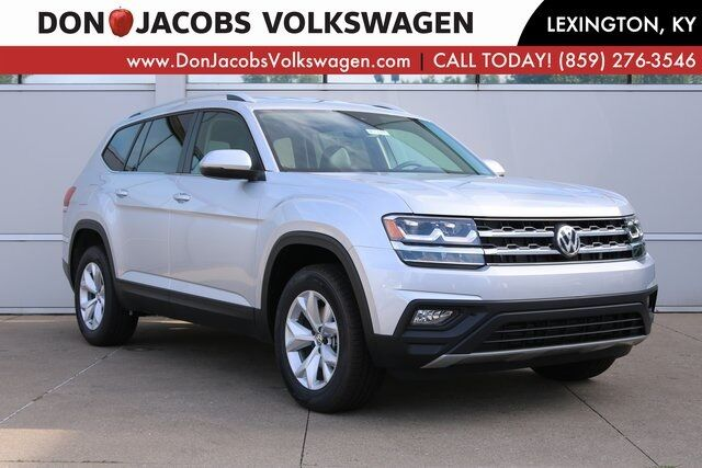 2018 Volkswagen Atlas SE w/Technology and 4Motion Lexington KY