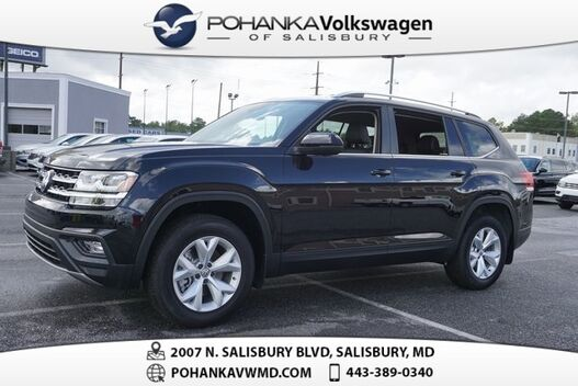 2018_Volkswagen_Atlas_SE w/Technology and 4Motion_ Salisbury MD