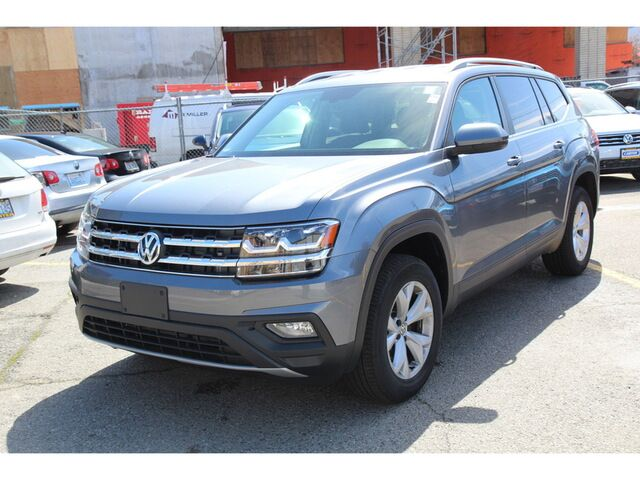 2018 Volkswagen Atlas SE w/Trailer Hitch Seattle WA
