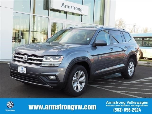 2018 Volkswagen Atlas SE with Technology Gladstone OR