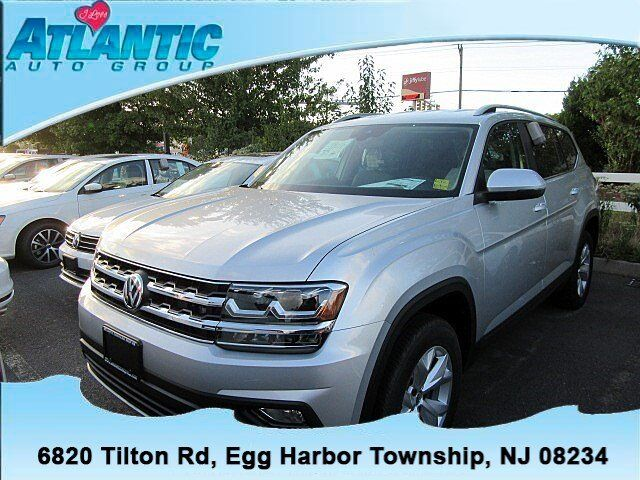 2018 Volkswagen Atlas SE with Technology and 4MOTION® Egg Harbor Township NJ