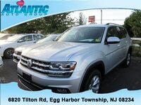 2018 Volkswagen Atlas SE with Technology and 4MOTION®