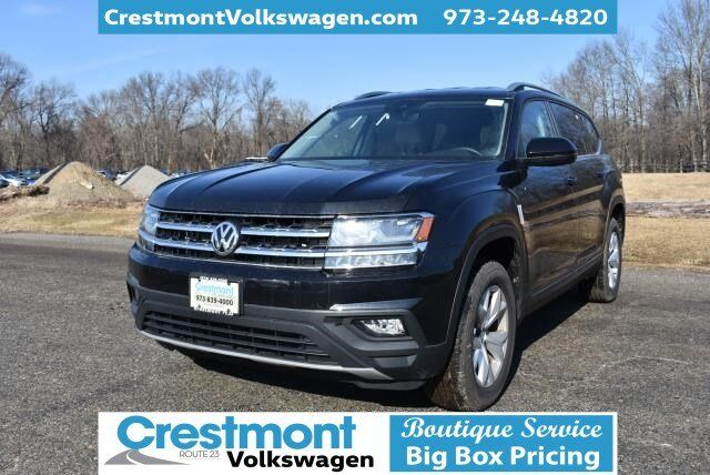 2018 Volkswagen Atlas SE with Technology and 4MOTION® Pompton Plains NJ