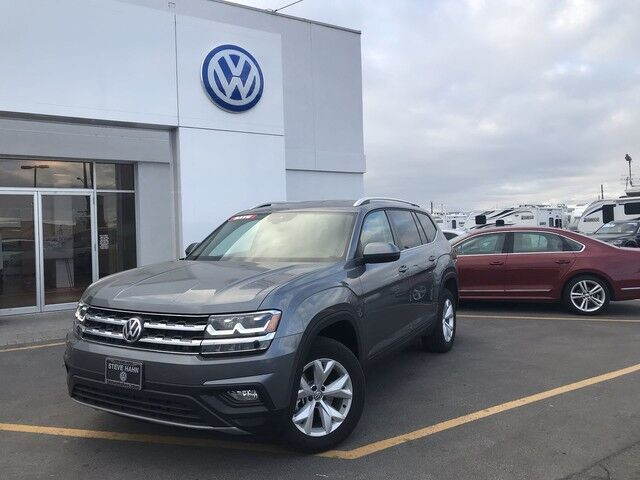 2018 Volkswagen Atlas SE with Technology and 4MOTION® Yakima WA