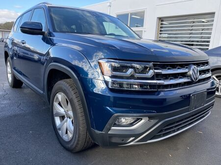 2018_Volkswagen_Atlas_SEL 4Motion ** VW CERTIFIED ** 7 YEAR WARRANTY **_ Salisbury MD