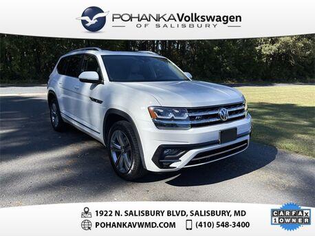 2018_Volkswagen_Atlas_SEL 4Motion ** VW CERTIFIED **_ Salisbury MD