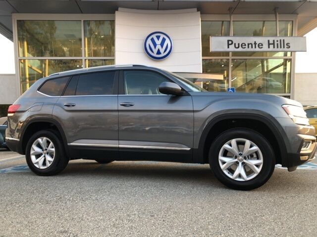 2018 Volkswagen Atlas SEL City of Industry CA