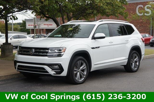 2018 Volkswagen Atlas SEL Franklin TN