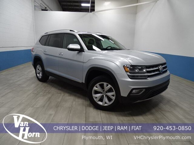 2018 Volkswagen Atlas SEL Milwaukee WI