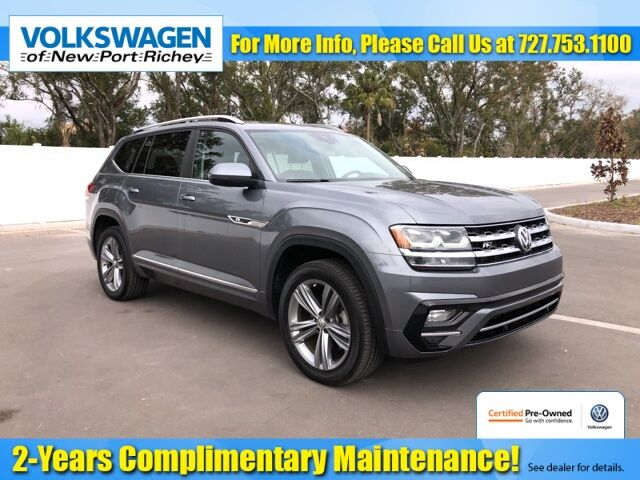 2018 Volkswagen Atlas SEL New Port Richey FL