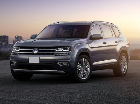 2018_Volkswagen_Atlas_SEL Premium 4Motion_ El Paso TX