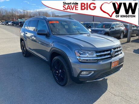 2018 Volkswagen Atlas SEL Premium 4Motion Kingston NY