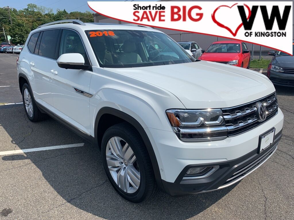 2018_Volkswagen_Atlas_SEL Premium 4Motion_ Kingston NY