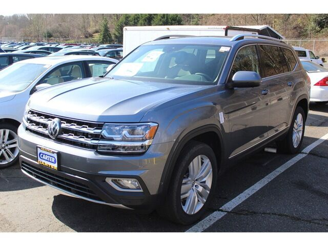 2018 Volkswagen Atlas SEL Premium/Captain Chairs Seattle WA