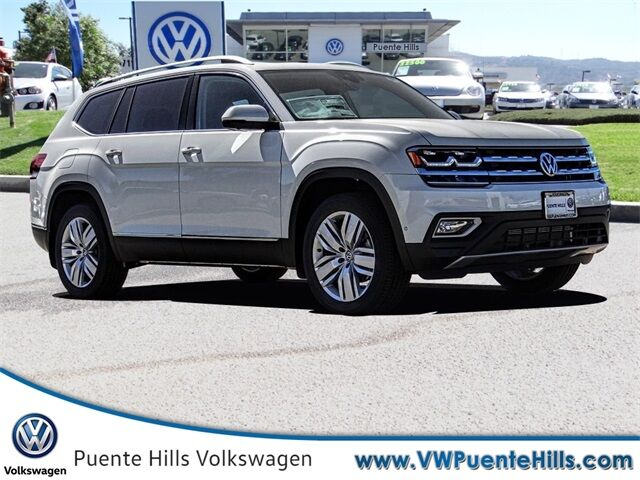 2018 Volkswagen Atlas SEL Premium City of Industry CA